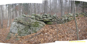 Tim MacSweeney Conneticut stone line photo